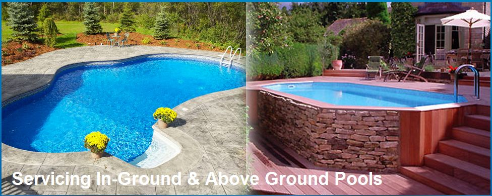 Home Underwater Pool Repairs